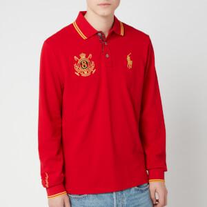 Polo Ralph Lauren Men's Slim Fit Polo Shirt - Rl 2000 Red