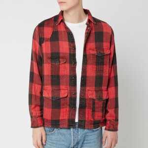 Polo Ralph Lauren Men's Check Shirt - Red/Black