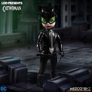 Figurine Catwoman, Living Dead Dolls, DC Universe– Mezco