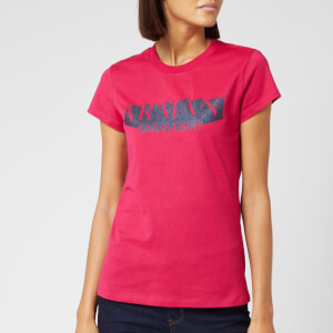 Armani Exchange Women's Logo T-Shirt - Rossana
