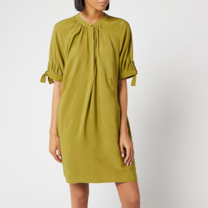 Whistles Women's Celestine Dress - Olive