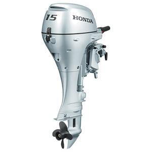BF15 Short Shaft Engine