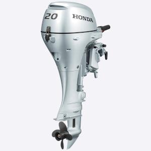BF20 Short Shaft Engine