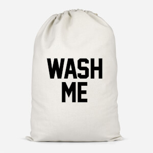 Wash Me Cotton Storage Bag