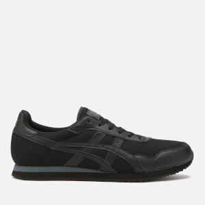 Asics Men's Lifestyle Tiger Runner Trainers - Black/Black