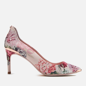 Ted Baker Women's Vyixin Court Shoes - Light Pink