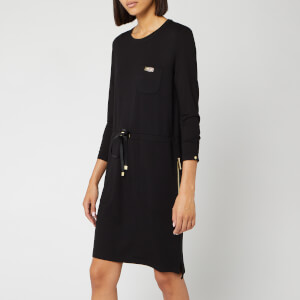Barbour International Women's Island Dress - Black