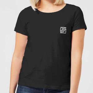 Dazza Pocket Women's T-Shirt - Black