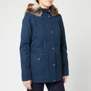 Barbour Women's Abalone Jacket - Navy/Navy