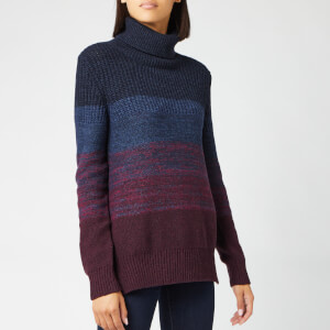 Barbour Women's Sternway Knit Jumper - Bordeaux