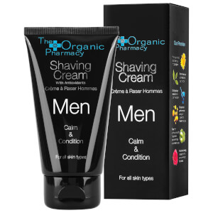 The Organic Pharmacy Shaving Cream 75ml