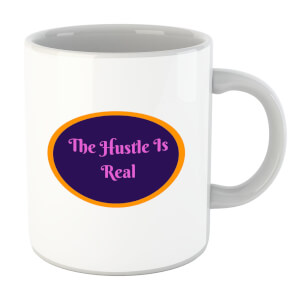 Lanre Retro The Hustle Is Real Mug