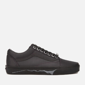 Vans X Harry Potter Deathly Hallows Old Skool Trainers - Black