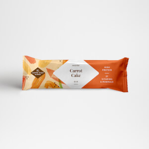 Meal Replacement Carrot Cake Bar