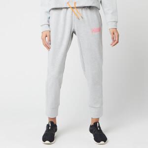 Puma X Sophia Webster Women's Sweatpants - Light Grey Heather