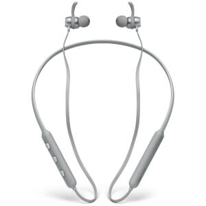 Mixx UltraFit Wireless Neckband Headphones - Space Grey