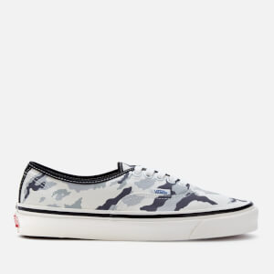 Vans Anaheim Authentic 44 DX Trainers - Camo/Grey