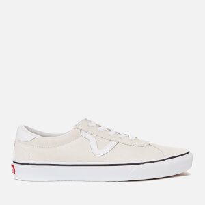 Vans Sport Suede Trainers - White
