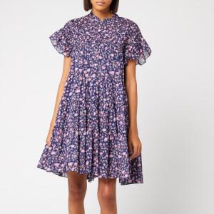 Isabel Marant Étoile Women's Lanikaye Dress - Midnight