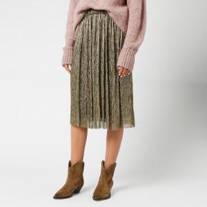 Isabel Marant Étoile Women's Beatrice Skirt - Dore