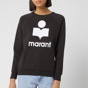 Isabel Marant Étoile Women's Milly Sweatshirt - Faded Black