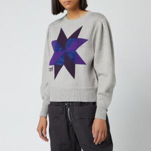 Isabel Marant Étoile Women's Kyall Sweatshirt - Medium Grey