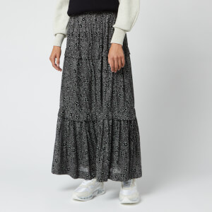 Isabel Marant Étoile Women's Lineka Skirt - Black