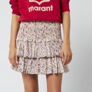Isabel Marant Étoile Women's Naomi Skirt - Ecru