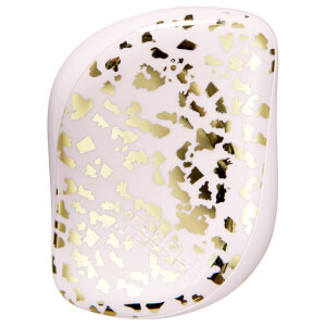 Tangle Teezer Compact Styler Detangling Hairbrush - Gold Leaf