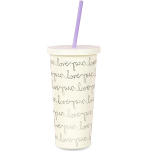 Kate Spade Love Insulated Tumbler