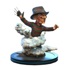 Quantum Mechanix Freddy Krueger Q-Fig Vinyl Figure