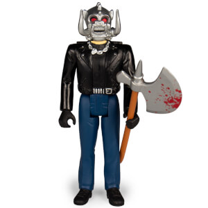 Super 7 MotorHead ReAction Figure (Motorhead Warpig)