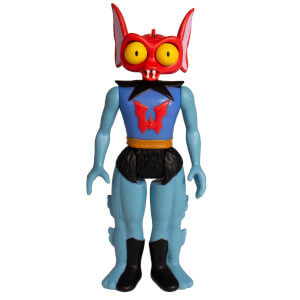 Super 7 Masters of the Universe ReAction Figure Wave 5 (Mantenna)