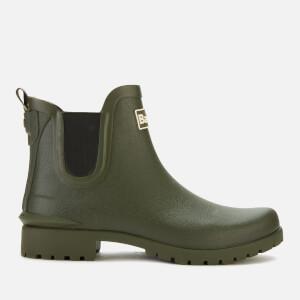 Barbour Women's Wilton Chelsea Wellies - Olive