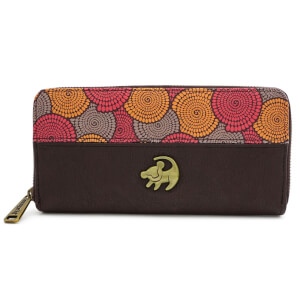 Loungefly Disney Lion King Zip Around Wallet