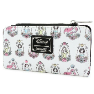 Loungefly Disney Princess Wallet