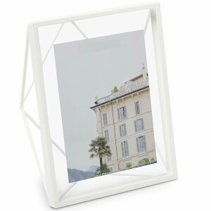 "Umbra Prisma Photo Frame - White - 8"" x 10"" (20 x 25cm)"