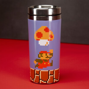Nintendo Super Mario Bros Travel Mug