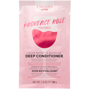 Hask Unwined-Provence Rosé Inspired Color Protection Deep Conditioner