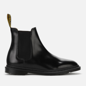 Dr. Martens Men's Graeme II Polished Smooth Leather Chelsea Boots - Black