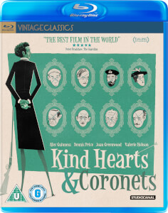 Kind Hearts & Coronets 70th Anniversary Edition