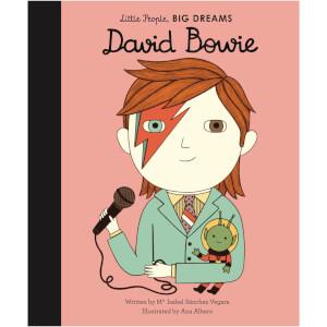 Bookspeed: Little People Big Dreams: David Bowie