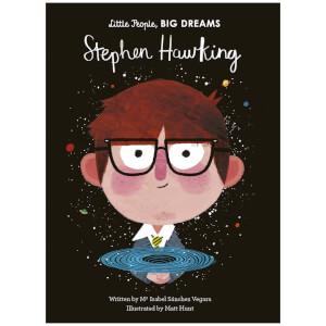 Bookspeed: Little People Big Dreams: Stephen Hawking