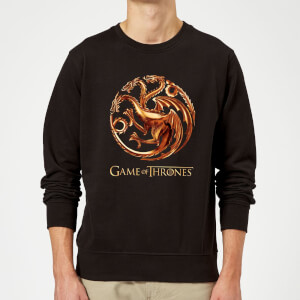 Game of Thrones Bronze Targaryen trui - Zwart