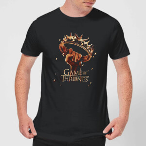 Game of Thrones Five Kings Men's T-Shirt - Black