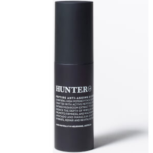 Hunter Lab Peptide Anti-Ageing Elixir 50ml