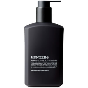 Hunter Lab Hydrating Hand and Body Lotion 550ml