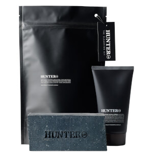 Hunter Lab Charcoal Cleansing Kit (Worth $71)