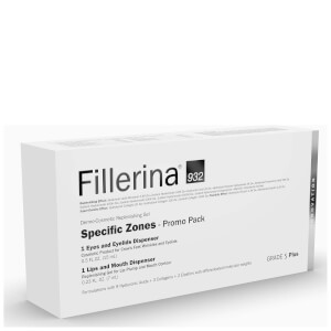 Fillerina 932 Specific Zones Promo Pack - Grade 5 (Worth $285.00)