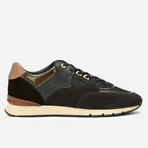 Android Homme Men's Belter 2.0 Trainers - Gold Black Gloss Carbon